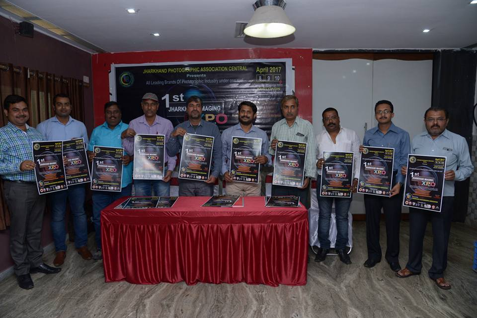 Poster Launching Ranchi